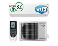 Yamato Inverter 12000 Btu WiFi - FREON R32 Ecologic