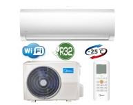 Midea BLANC  Inverter 12000 Btu  - Freon ECO R32 / WiFi