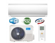 Midea BLANC Inverter 24000 Btu  -Freon ECO  R32 / WiFi
